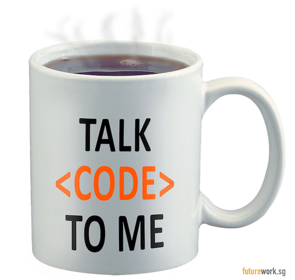 Developers Mug - IT Recruitment