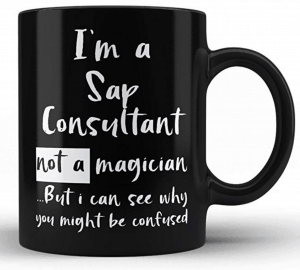 SAP Consultant Mug