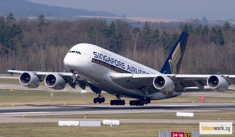 Singapore Airlines - Cabin Crew Jobs