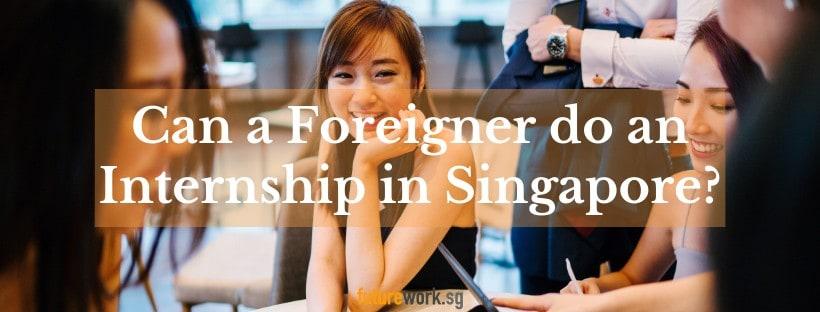 Internships in Singapore